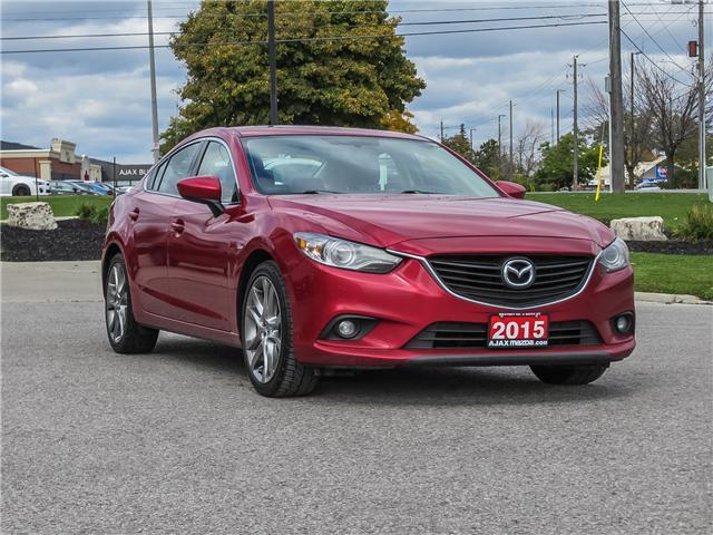 2015 Mazda 6  (Stk: P4219) in Ajax - Image 3 of 22