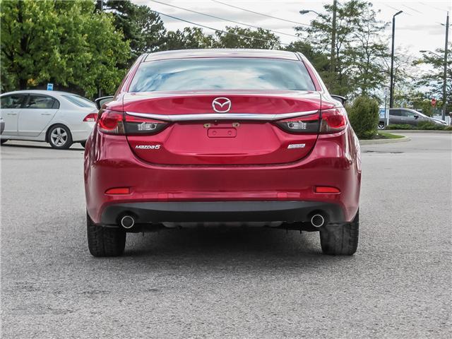 2015 Mazda 6  (Stk: P4219) in Ajax - Image 6 of 22