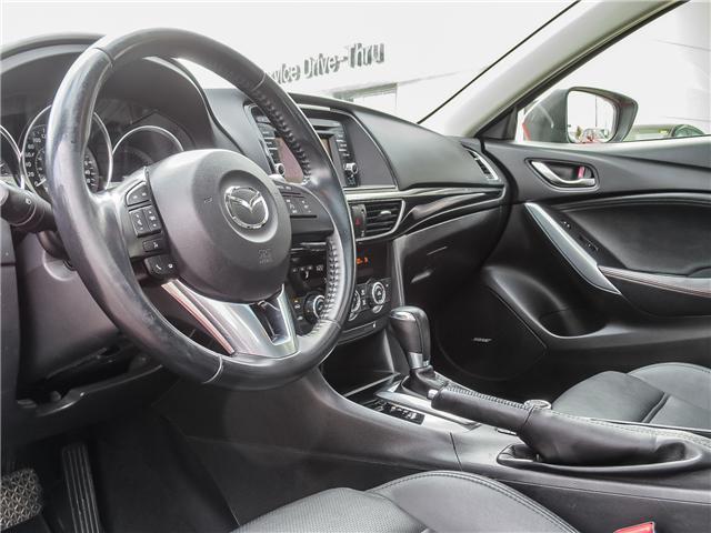 2015 Mazda 6  (Stk: P4219) in Ajax - Image 10 of 22