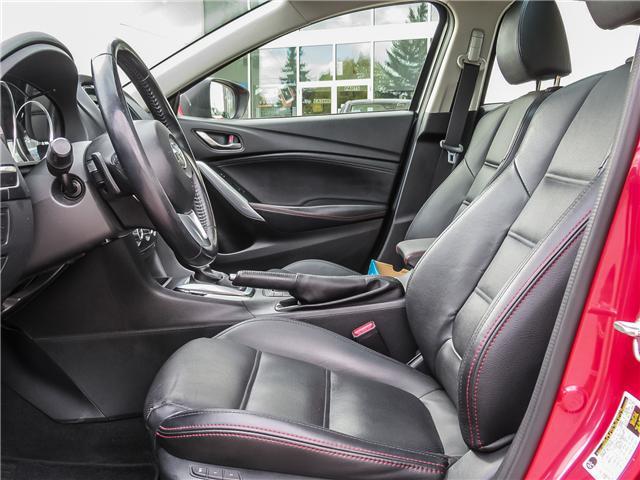 2015 Mazda 6  (Stk: P4219) in Ajax - Image 11 of 22