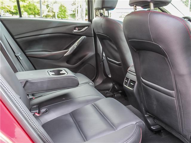2015 Mazda 6  (Stk: P4219) in Ajax - Image 17 of 22