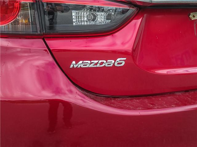 2015 Mazda 6  (Stk: P4219) in Ajax - Image 19 of 22