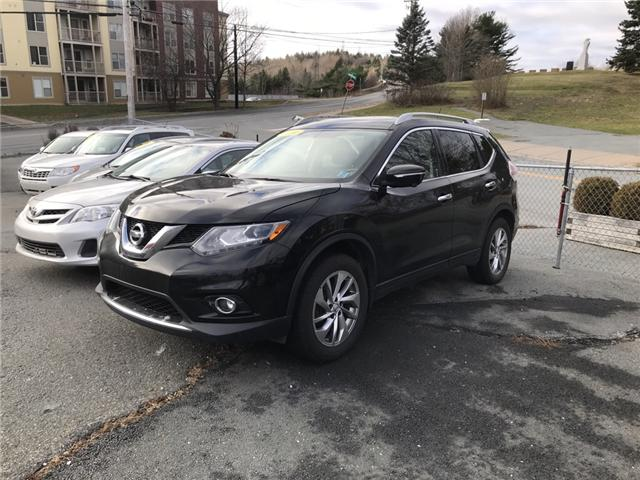 2014 Nissan Rogue SL (Stk: U66139) in Lower Sackville - Image 1 of 2