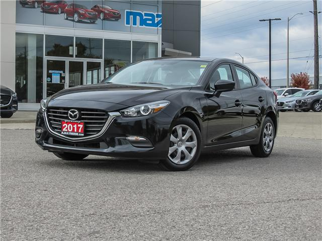 2017 Mazda Mazda3  (Stk: S122) in Ajax - Image 1 of 21