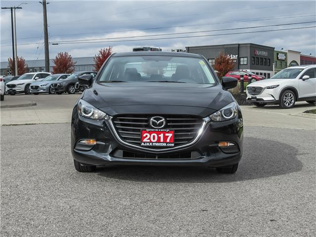 2017 Mazda Mazda3  (Stk: S122) in Ajax - Image 2 of 21