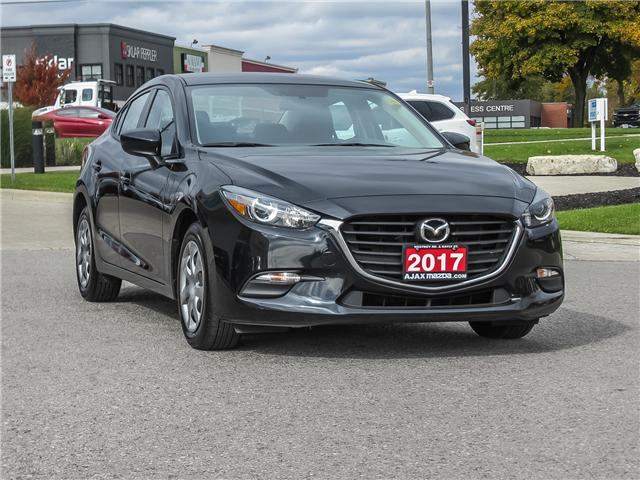 2017 Mazda Mazda3  (Stk: S122) in Ajax - Image 3 of 21