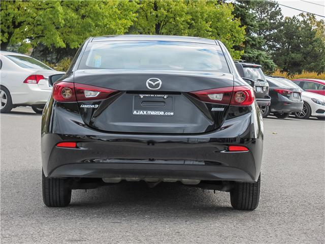 2017 Mazda Mazda3  (Stk: S122) in Ajax - Image 6 of 21