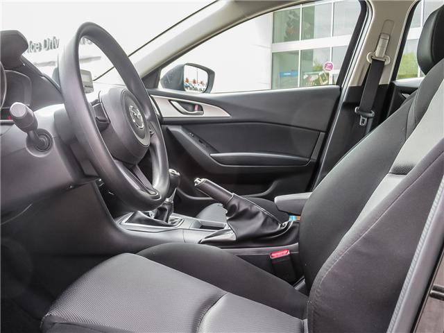 2017 Mazda Mazda3  (Stk: S122) in Ajax - Image 11 of 21