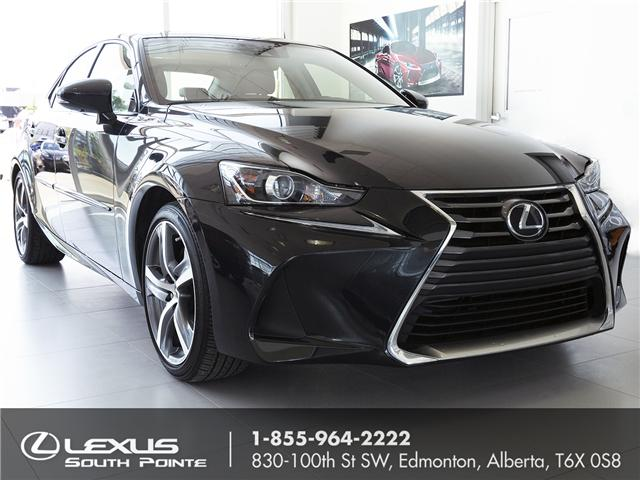 2017 Lexus IS 350 Base (Stk: LC700271) in Edmonton - Image 1 of 18