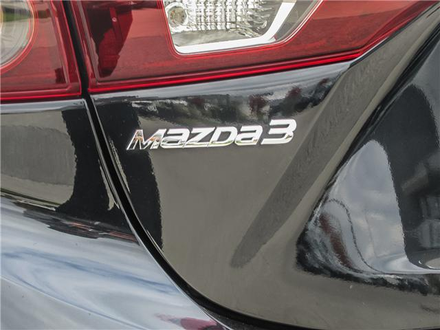 2017 Mazda Mazda3  (Stk: S122) in Ajax - Image 18 of 21