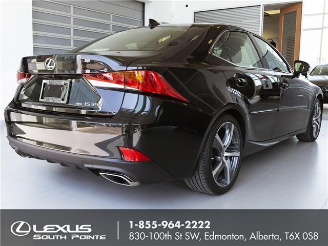 2017 Lexus IS 350 Base (Stk: LC700271) in Edmonton - Image 4 of 18