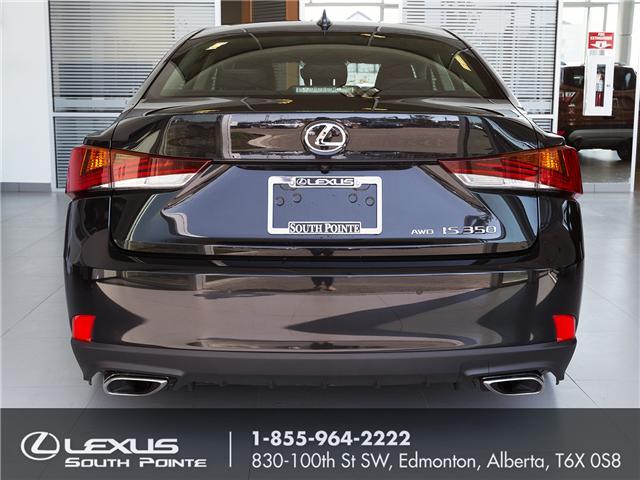 2017 Lexus IS 350 Base (Stk: LC700271) in Edmonton - Image 5 of 18