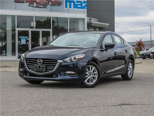 2017 Mazda Mazda3  (Stk: P4237) in Ajax - Image 1 of 20