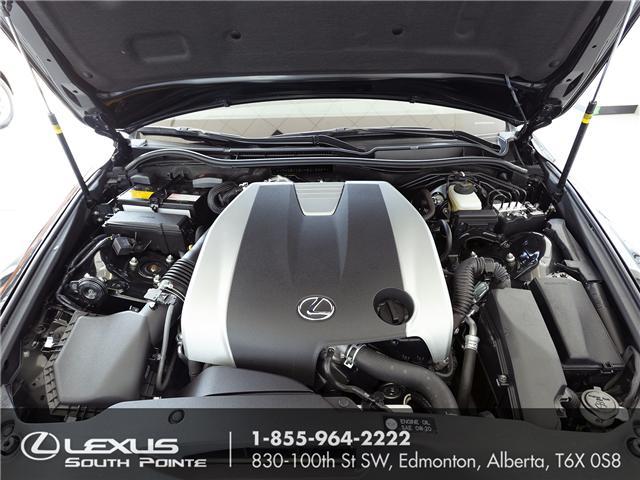 2017 Lexus IS 350 Base (Stk: LC700271) in Edmonton - Image 7 of 18