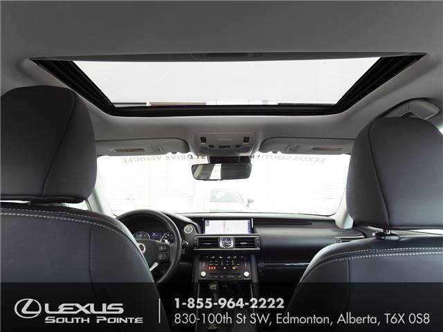 2017 Lexus IS 350 Base (Stk: LC700271) in Edmonton - Image 9 of 18