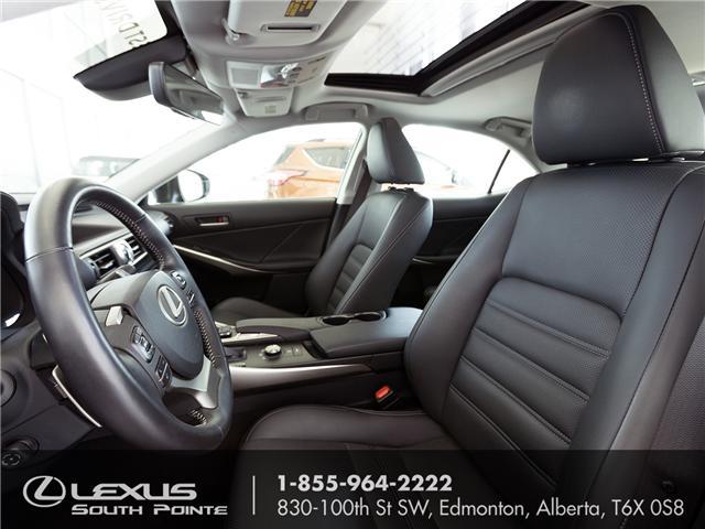 2017 Lexus IS 350 Base (Stk: LC700271) in Edmonton - Image 11 of 18