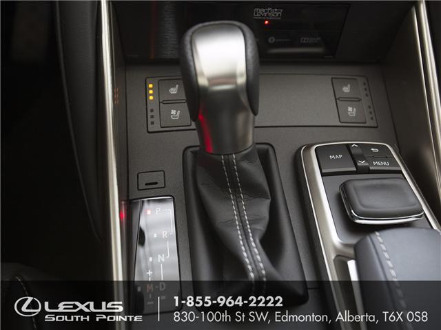 2017 Lexus IS 350 Base (Stk: LC700271) in Edmonton - Image 12 of 18