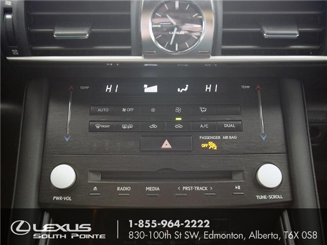 2017 Lexus IS 350 Base (Stk: LC700271) in Edmonton - Image 13 of 18