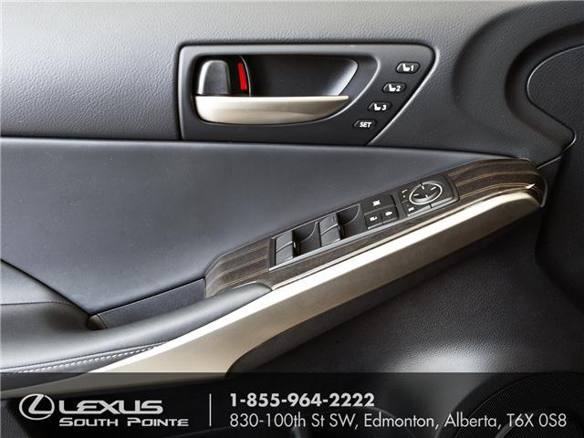 2017 Lexus IS 350 Base (Stk: LC700271) in Edmonton - Image 16 of 18