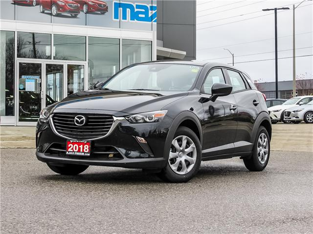 2018 Mazda CX-3  (Stk: T437) in Ajax - Image 1 of 19