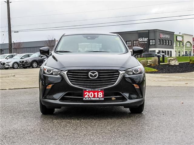 2018 Mazda CX-3  (Stk: T437) in Ajax - Image 2 of 19