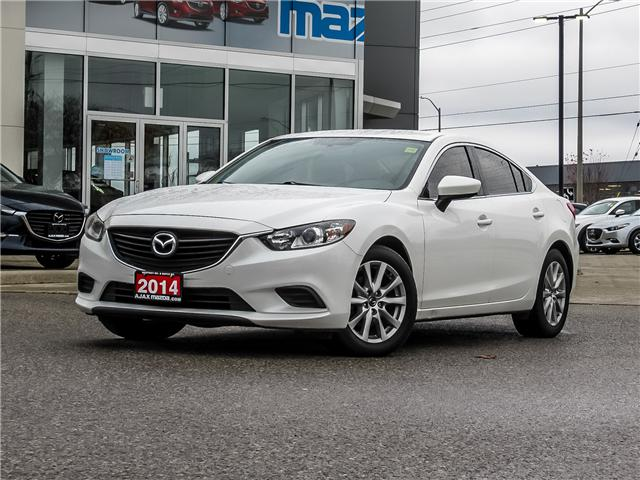 2014 Mazda 6  (Stk: T573A) in Ajax - Image 1 of 20