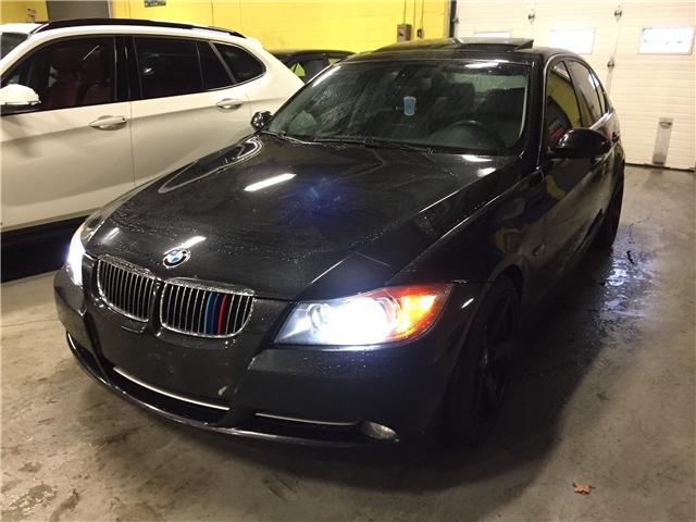 2008 BMW 335i  (Stk: C3248ax) in North York - Image 1 of 8