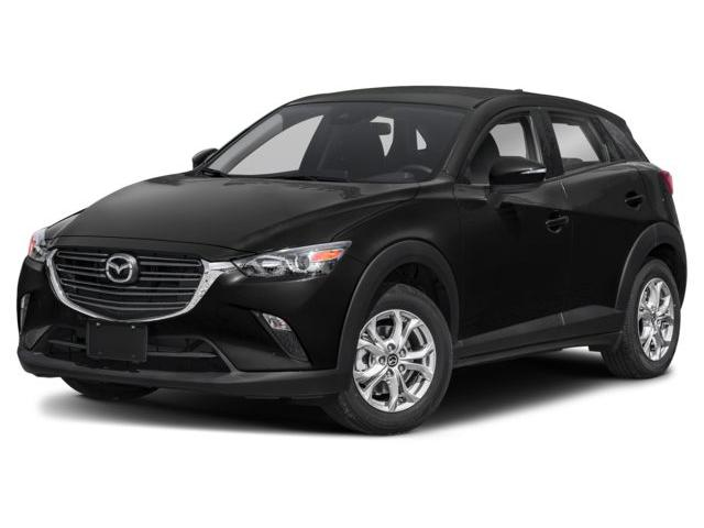 2019 Mazda CX-3 GS (Stk: U22) in Ajax - Image 1 of 9