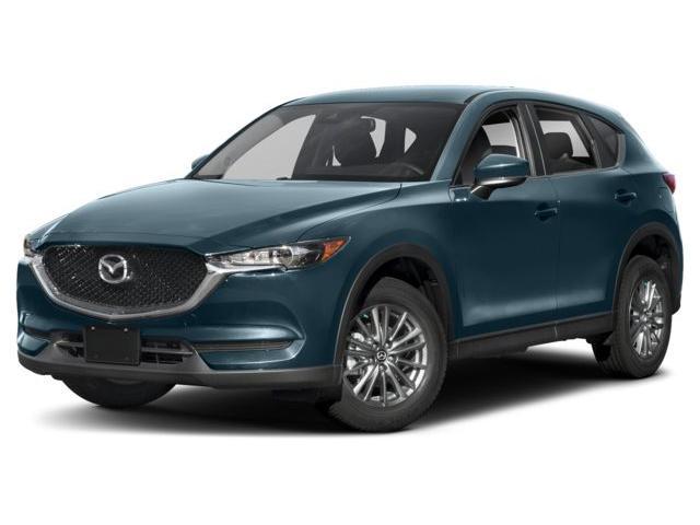 2018 Mazda CX-5 GS (Stk: T1221) in Ajax - Image 1 of 9