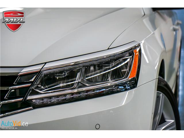 2018 Volkswagen Passat 3.6L VR6 Highline (Stk: ) in Oakville - Image 4 of 38