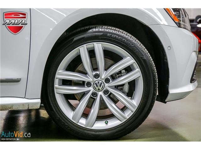 2018 Volkswagen Passat 3.6L VR6 Highline (Stk: ) in Oakville - Image 7 of 38