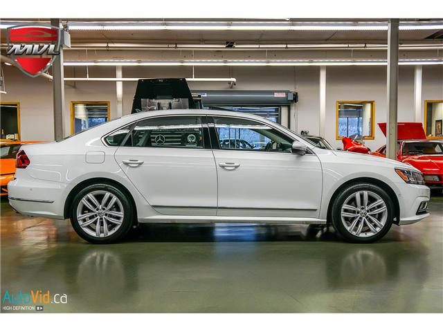 2018 Volkswagen Passat 3.6L VR6 Highline (Stk: ) in Oakville - Image 12 of 38