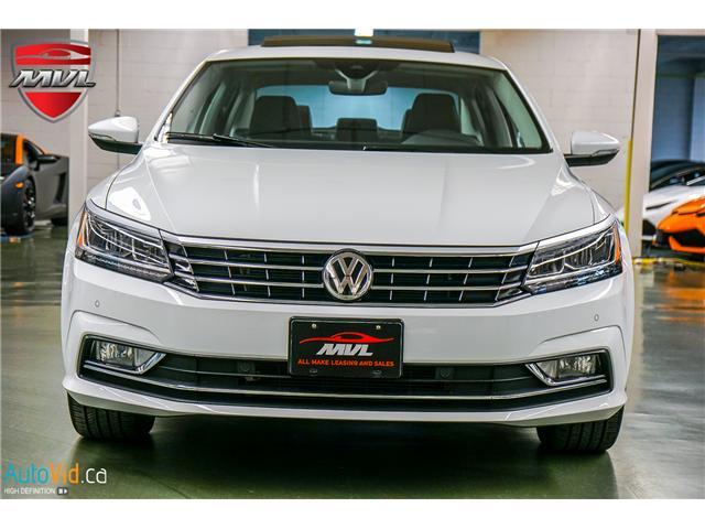 2018 Volkswagen Passat 3.6L VR6 Highline (Stk: ) in Oakville - Image 14 of 38