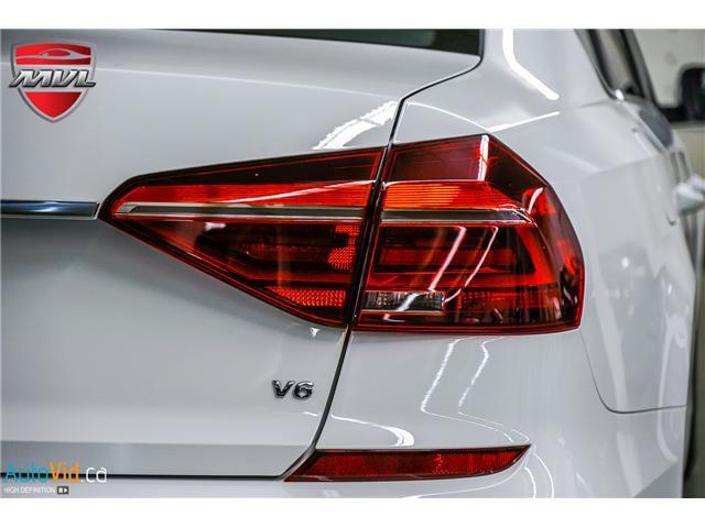 2018 Volkswagen Passat 3.6L VR6 Highline (Stk: ) in Oakville - Image 16 of 38