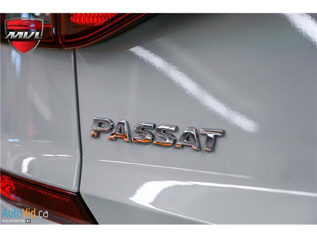 2018 Volkswagen Passat 3.6L VR6 Highline (Stk: ) in Oakville - Image 17 of 38