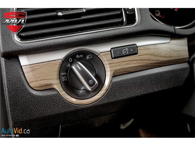 2018 Volkswagen Passat 3.6L VR6 Highline (Stk: ) in Oakville - Image 24 of 38