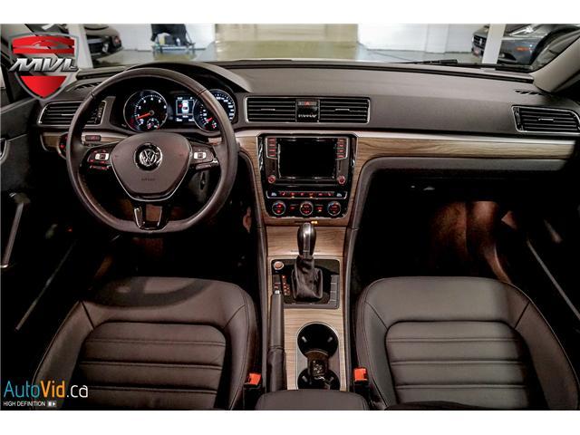 2018 Volkswagen Passat 3.6L VR6 Highline (Stk: ) in Oakville - Image 25 of 38