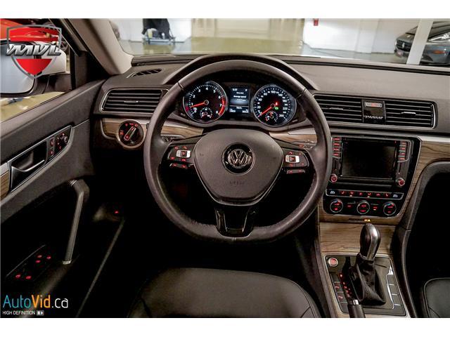 2018 Volkswagen Passat 3.6L VR6 Highline (Stk: ) in Oakville - Image 26 of 38