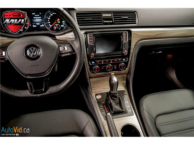 2018 Volkswagen Passat 3.6L VR6 Highline (Stk: ) in Oakville - Image 27 of 38