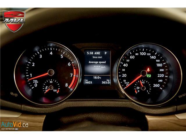 2018 Volkswagen Passat 3.6L VR6 Highline (Stk: ) in Oakville - Image 33 of 38
