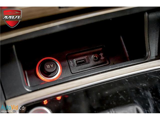 2018 Volkswagen Passat 3.6L VR6 Highline (Stk: ) in Oakville - Image 34 of 38