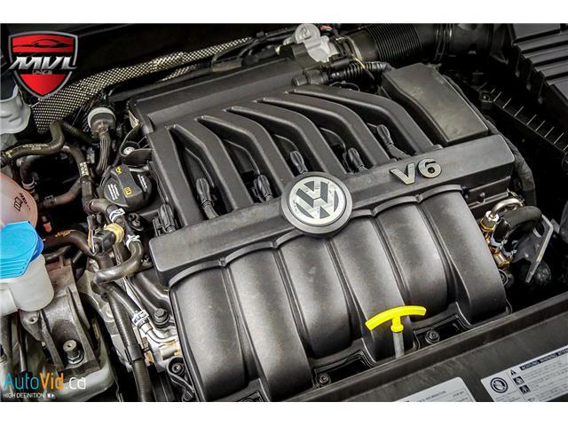 2018 Volkswagen Passat 3.6L VR6 Highline (Stk: ) in Oakville - Image 38 of 38