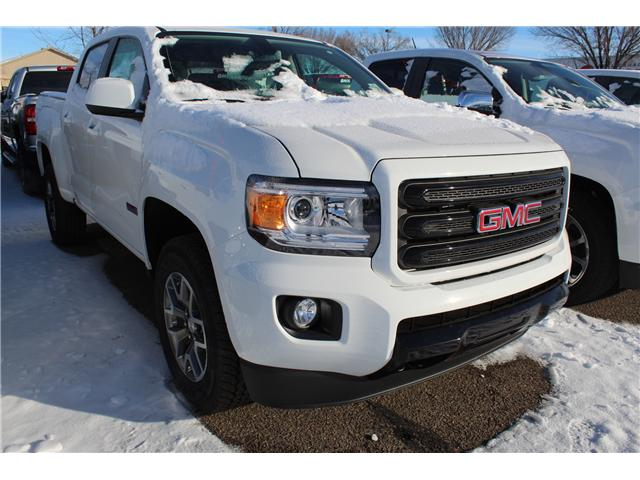 2019 GMC Canyon All Terrain w/Cloth (Stk: 170039) in Medicine Hat - Image 1 of 2