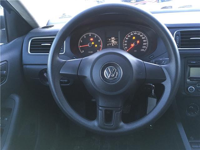 2013 Volkswagen Jetta 2.0L Trendline+ (Stk: 13-16371) in Brampton - Image 17 of 24