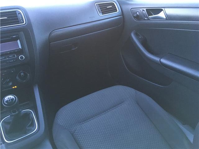2013 Volkswagen Jetta 2.0L Trendline+ (Stk: 13-16371) in Brampton - Image 19 of 24