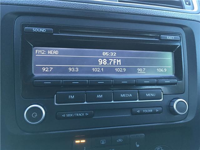 2013 Volkswagen Jetta 2.0L Trendline+ (Stk: 13-16371) in Brampton - Image 24 of 24