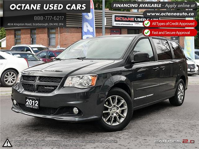 2012 Dodge Grand Caravan R/T (Stk: ) in Scarborough - Image 1 of 25