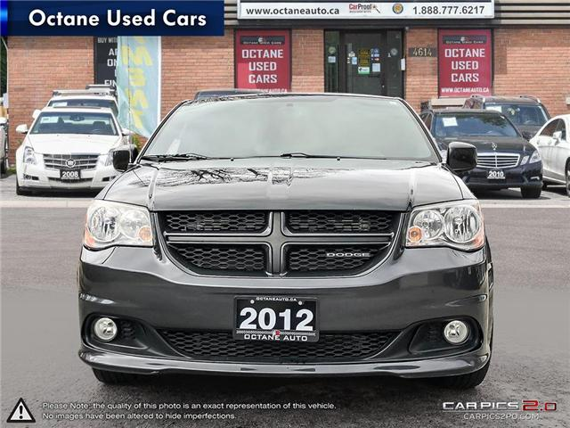 2012 Dodge Grand Caravan R/T (Stk: ) in Scarborough - Image 2 of 25