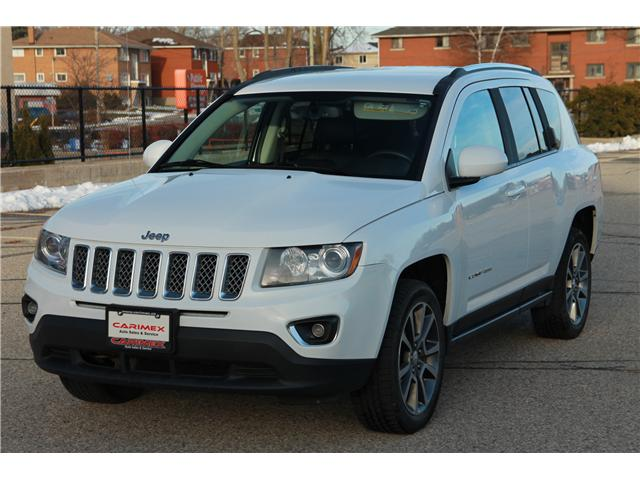 2014 Jeep Compass Limited (Stk: 1811573) in Waterloo - Image 1 of 26