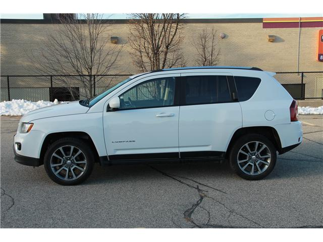 2014 Jeep Compass Limited (Stk: 1811573) in Waterloo - Image 2 of 26